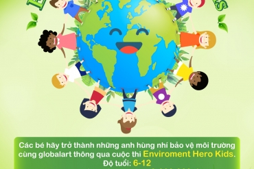 """""""ENVIRONMENT HERO KIDS"""" DRAWING CONTEST"""