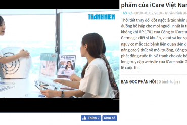 INTERVIEW WITH THANH NIEN NEWS